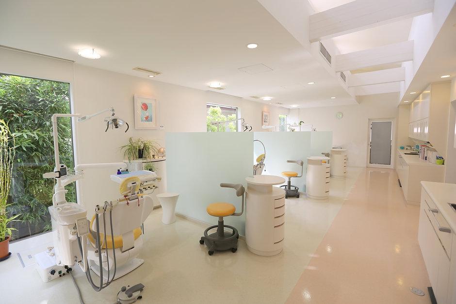 診療室(全景)