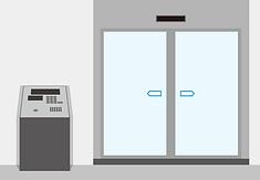 自動ドア装置