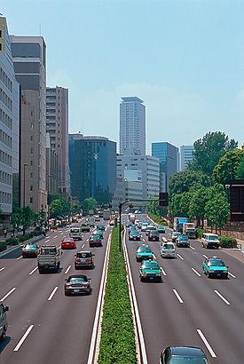 街並み風景