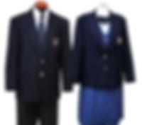 旭川市立東光中学校制服