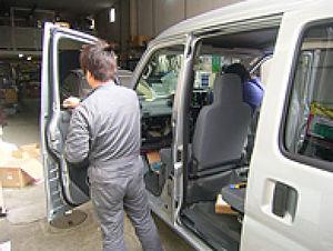 自動車整備・自動車修理