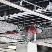 消火設備配管工事