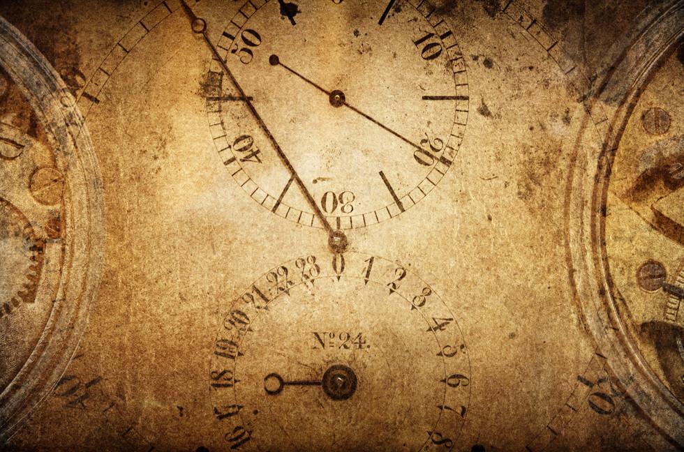 アンティーク時計イメージ