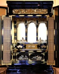 金(塗)仏壇