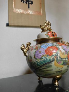 仏壇壺拡大