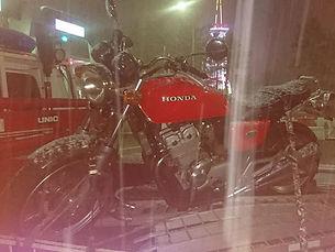 Hondaのバイク