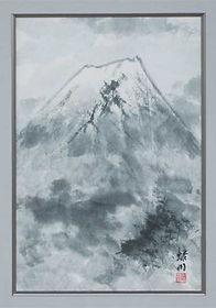 水墨山水(富士)