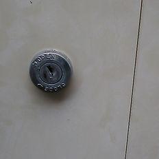 鍵がなくなってしまった倉庫