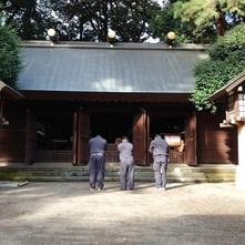 埼玉縣護国神社