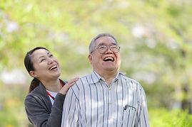 老人と広島市民葬儀