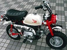 モンキーFI50