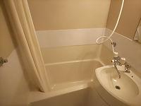 ホテル浴室塗装後