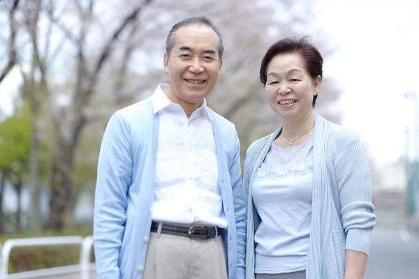 生前整理を考える夫婦
