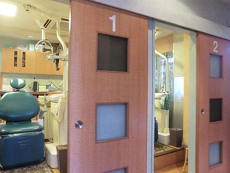 個室型診療室