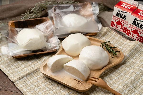 田村牛乳のモッツァレラチーズ