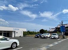 川口税理士事務所駐車場