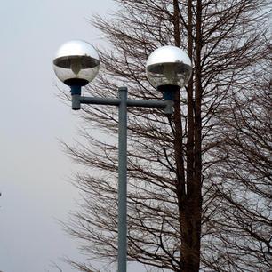 防犯灯の設置
