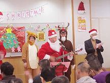 クリスマス訪問1