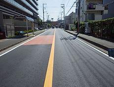 北寺尾舗装補修工事 (1)