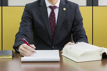 相続相談に対応する弁護士