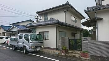 施工実績_井原市K様邸【施工前】