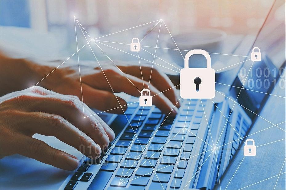 セキュリティシステムのイメージ