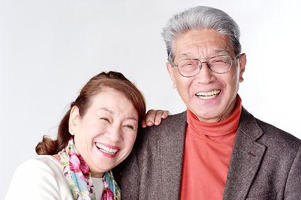 老夫婦と広島市民葬儀