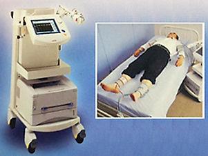 血管年齢測定装置(ABI)