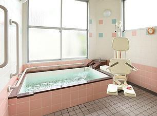 介護専用浴室