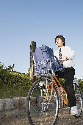 通学自転車_男子