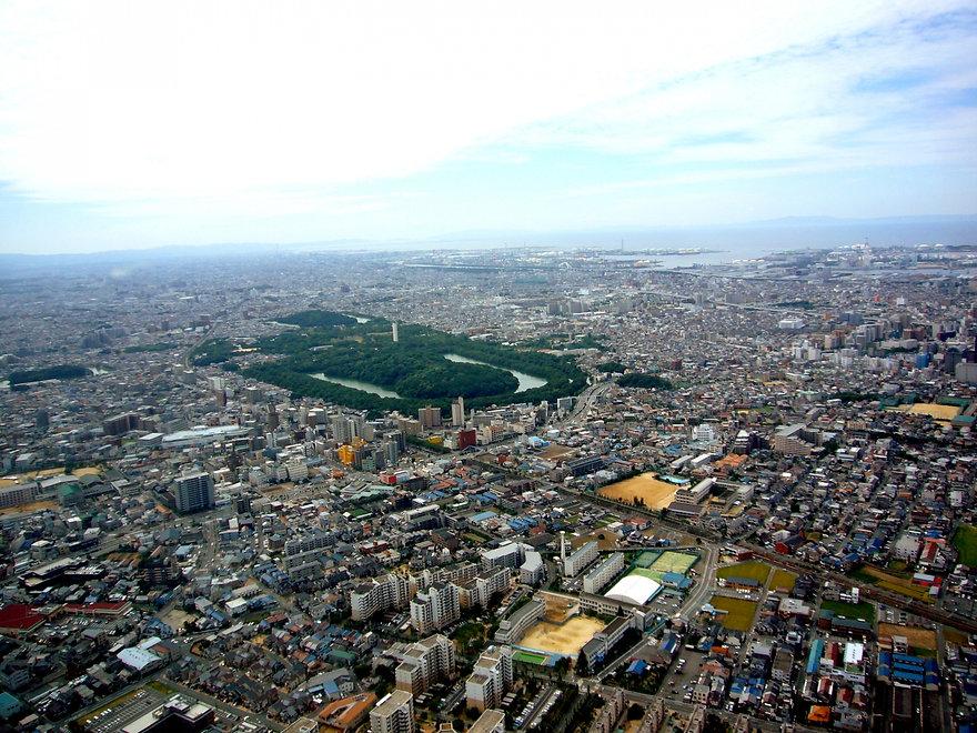 世界遺産 仁徳天皇陵