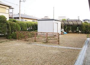 楽庭-防草シート