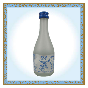 峯の精 吟醸生貯蔵酒