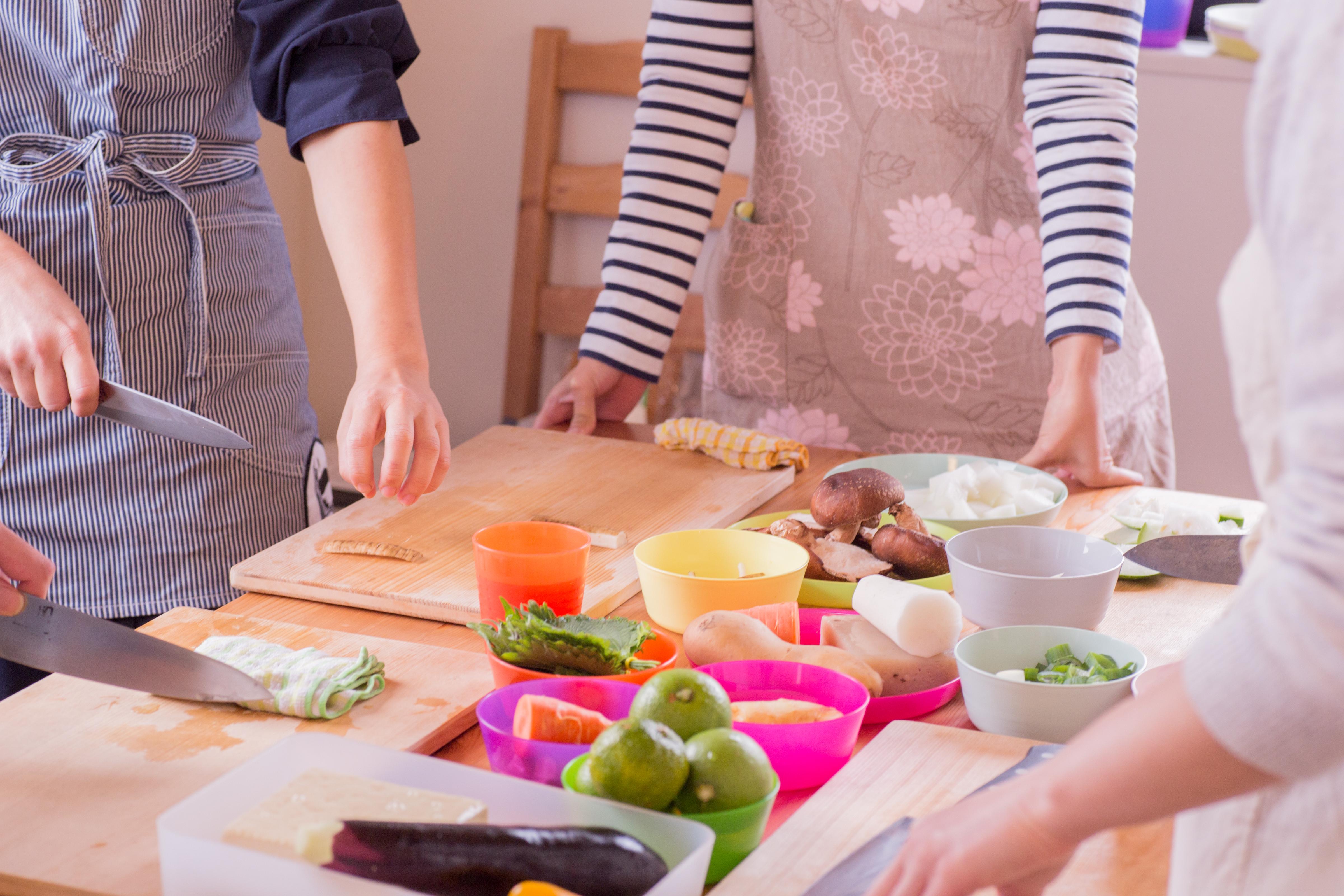 料理教室イメージ