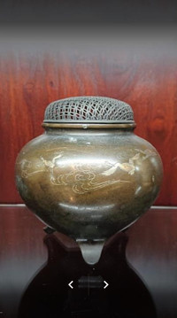 古美術香炉