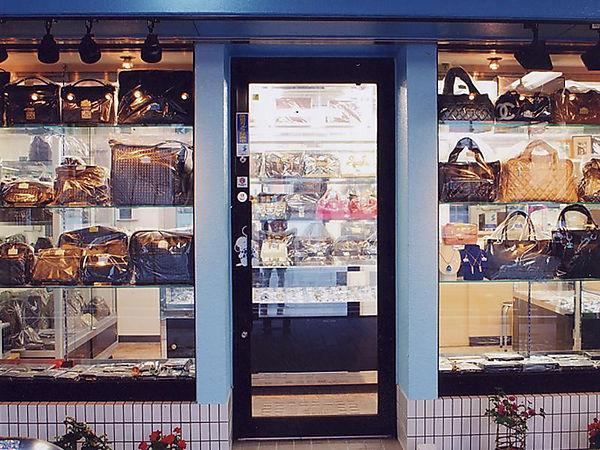 三崎店舗入口
