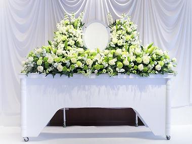 家族葬アレンジ花プラン