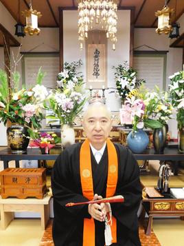 浄光寺住職