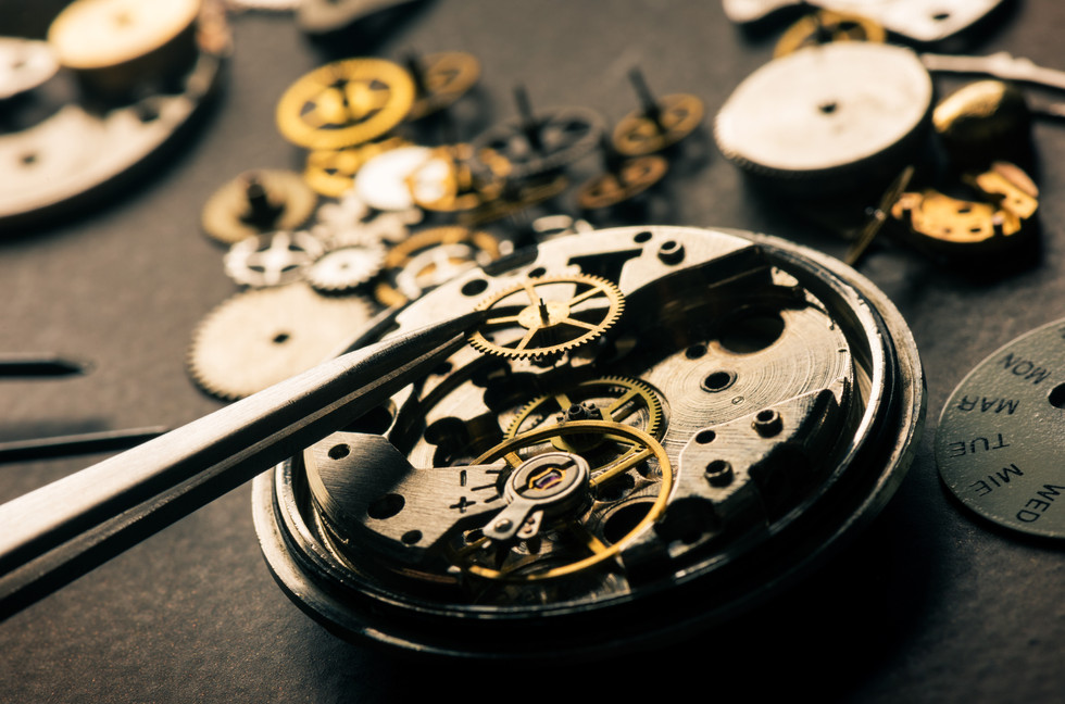 時計分解修理