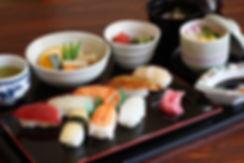 にぎり寿司御膳 1,200円