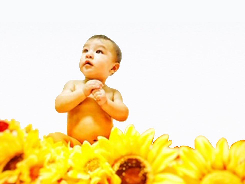 赤ちゃん肌イメージ