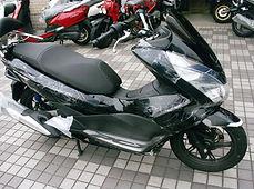 PCX125ブラック