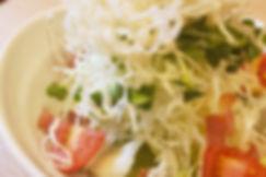 おいしい野菜のパリパリサラダ
