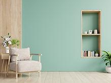 グリーンの内壁