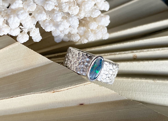 Reef Collection Australian Opal Ring