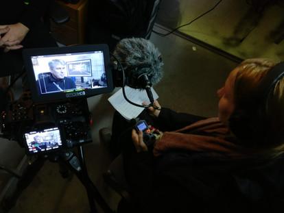 Interviewing a light Artist JanLeonardo