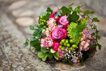 お花の受け取り予約