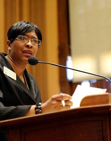 Rep. Keisha Waites