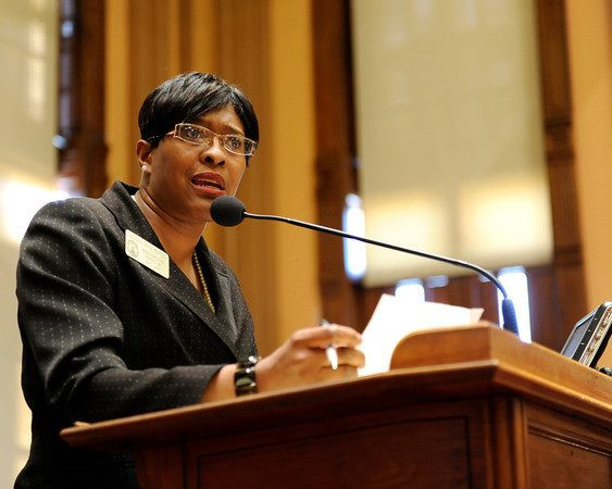 Rep. Keisha Waites
