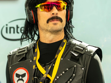 Curious Case of Doctor Disrespect Twitch Ban - Updated